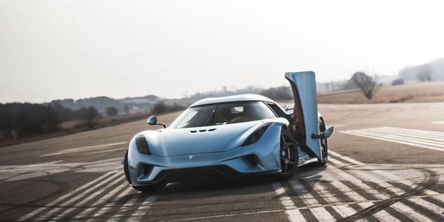Làm gì khi khóa xe Koenigsegg đắt gấp... 10 lần xe bạn? - Ảnh 1.