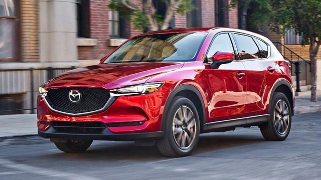 Lý giải sự thành công của Mazda CX-5 tại Việt Nam