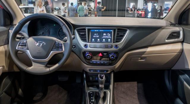 Sắp ra mắt, Hyundai Accent 2018 có gì để cạnh tranh Toyota Vios? - Ảnh 3.