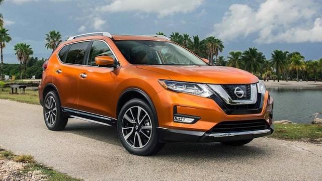 Nissan X-Trail bất ngờ bán vượt Toyota Camry tại Mỹ