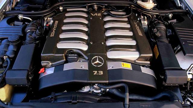Mercedes-AMG chia tay động cơ V12