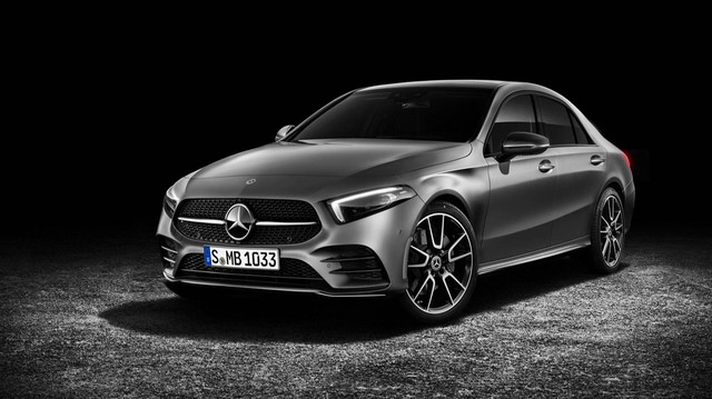 Mercedes-Benz có thể ra mắt A-Class sedan ngay trong tháng 4