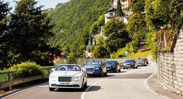 Với chỉ 1 tỷ đồng, bạn có thể vi vu cùng Rolls-Royce tại Italia - Ảnh 1.