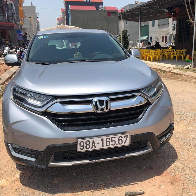 Sau 2 tháng sử dụng, chủ xe Honda CR-V 2018 chịu khấu hao 300 triệu đồng để bán lại nhưng vẫn bị chê đắt - Ảnh 3.
