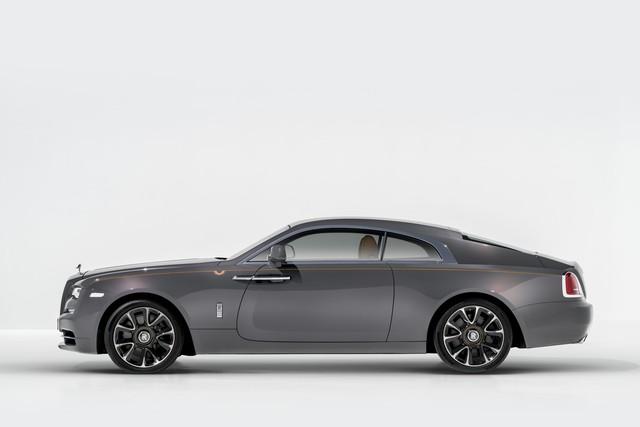 Rolls-Royce Wraith Luminary Collection: Khi bầu trời sao thêm rực sáng - Ảnh 2.