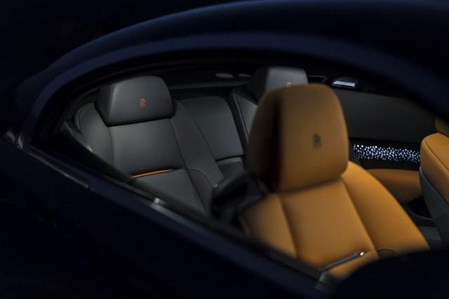 Rolls-Royce Wraith Luminary Collection: Khi bầu trời sao thêm rực sáng - Ảnh 6.