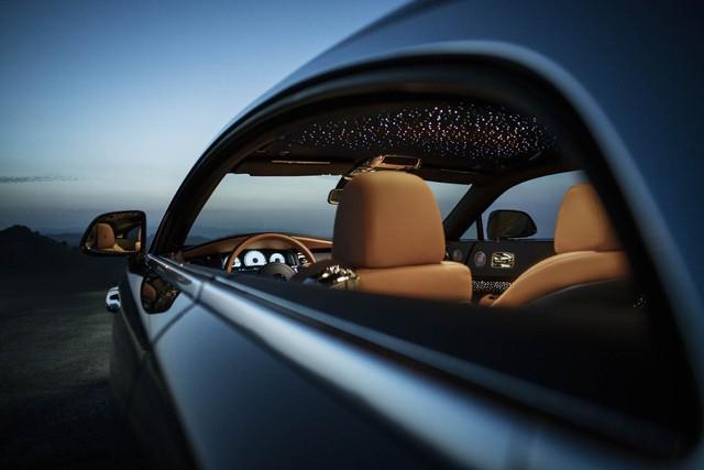 Rolls-Royce Wraith Luminary Collection: Khi bầu trời sao thêm rực sáng - Ảnh 5.