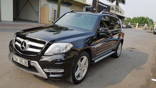 Mercedes-Benz GLK250 AMG 2015 được rao bán lại giá 1,38 tỷ đồng - Ảnh 2.