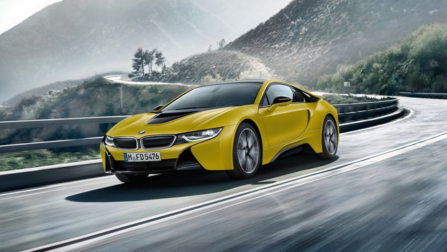 BMW cứu vớt i8 bằng các phiên bản đặc biệt - Ảnh 2.