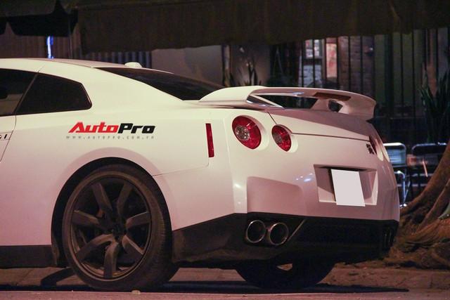 """""""Siêu xe giá rẻ"""" Nissan GT-R xuất hiện tại Hà Nội - Ảnh 6."""