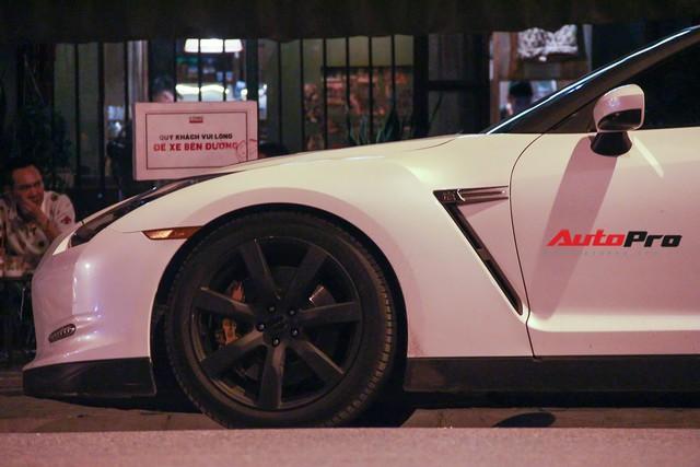 """""""Siêu xe giá rẻ"""" Nissan GT-R xuất hiện tại Hà Nội - Ảnh 15."""
