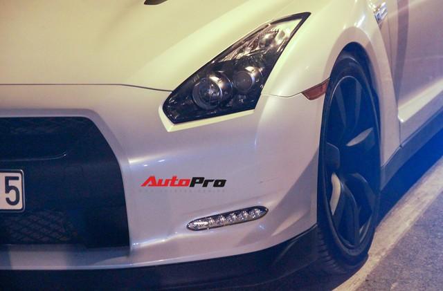 """""""Siêu xe giá rẻ"""" Nissan GT-R xuất hiện tại Hà Nội - Ảnh 14."""