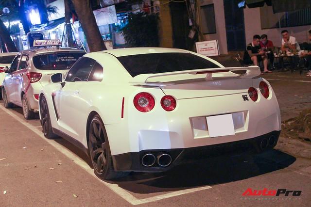 """""""Siêu xe giá rẻ"""" Nissan GT-R xuất hiện tại Hà Nội - Ảnh 13."""