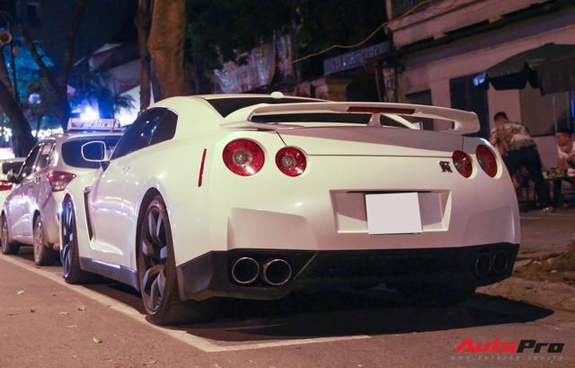 """""""Siêu xe giá rẻ"""" Nissan GT-R xuất hiện tại Hà Nội - Ảnh 3."""