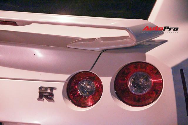 """""""Siêu xe giá rẻ"""" Nissan GT-R xuất hiện tại Hà Nội - Ảnh 11."""
