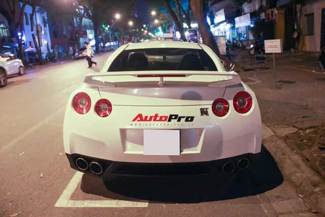 """""""Siêu xe giá rẻ"""" Nissan GT-R xuất hiện tại Hà Nội - Ảnh 1."""