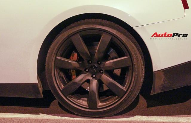 """""""Siêu xe giá rẻ"""" Nissan GT-R xuất hiện tại Hà Nội - Ảnh 9."""