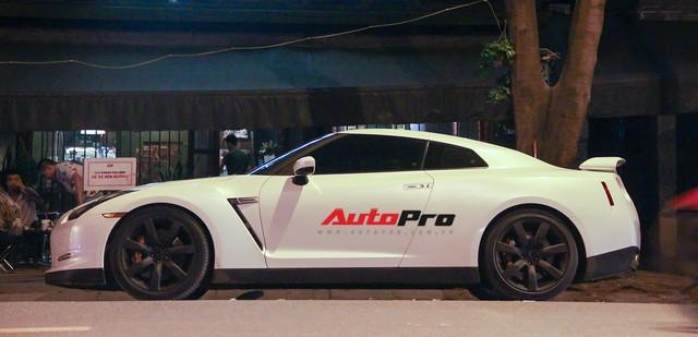 """""""Siêu xe giá rẻ"""" Nissan GT-R xuất hiện tại Hà Nội - Ảnh 8."""