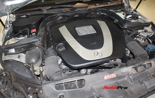 Mercedes-Benz C300 AMG 2010 đi hơn 100.000km rao bán lại giá gần 700 triệu đồng - Ảnh 13.