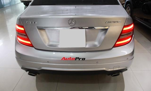 Mercedes-Benz C300 AMG 2010 đi hơn 100.000km rao bán lại giá gần 700 triệu đồng - Ảnh 10.