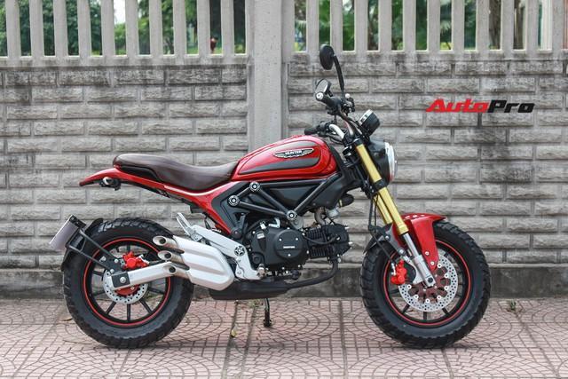 Chi tiết City Hunter - Xe côn tay 110cc giá 33 triệu đồng tại Hà Nội - Ảnh 2.