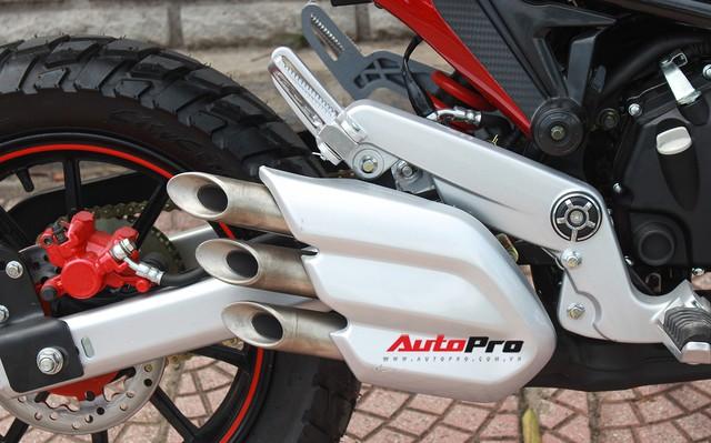 Chi tiết City Hunter - Xe côn tay 110cc giá 33 triệu đồng tại Hà Nội - Ảnh 14.