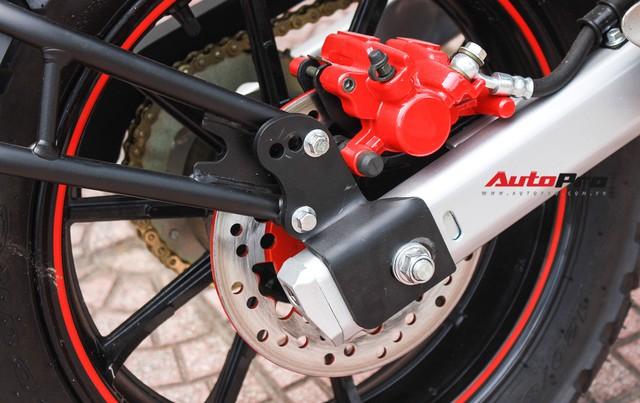 Chi tiết City Hunter - Xe côn tay 110cc giá 33 triệu đồng tại Hà Nội - Ảnh 13.