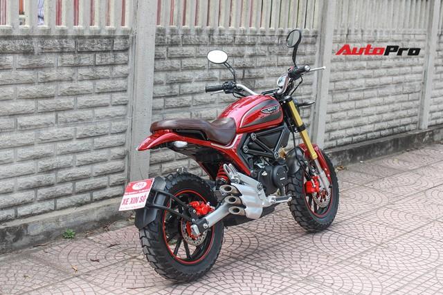 Chi tiết City Hunter - Xe côn tay 110cc giá 33 triệu đồng tại Hà Nội - Ảnh 3.