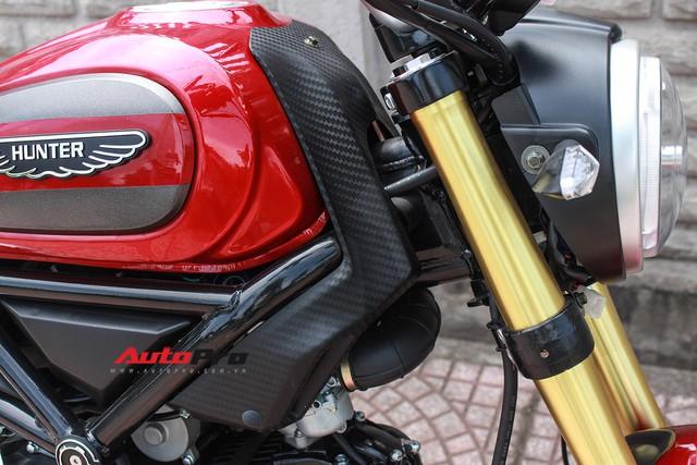 Chi tiết City Hunter - Xe côn tay 110cc giá 33 triệu đồng tại Hà Nội - Ảnh 17.