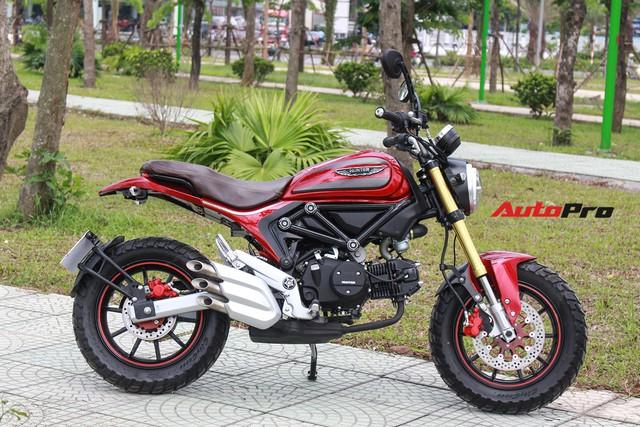 Chi tiết City Hunter - Xe côn tay 110cc giá 33 triệu đồng tại Hà Nội - Ảnh 22.