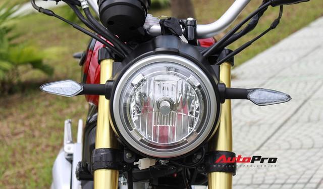 Chi tiết City Hunter - Xe côn tay 110cc giá 33 triệu đồng tại Hà Nội - Ảnh 7.