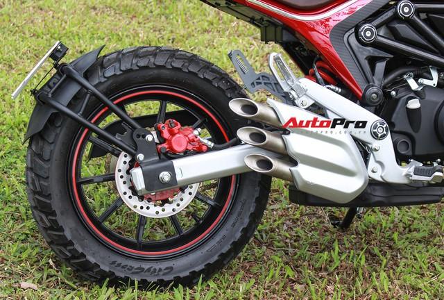 Chi tiết City Hunter - Xe côn tay 110cc giá 33 triệu đồng tại Hà Nội - Ảnh 12.