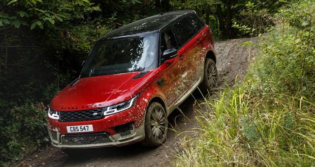 Range Rover Sport 2018 đầu tiên về Việt Nam theo dạng tư nhân - Ảnh 3.