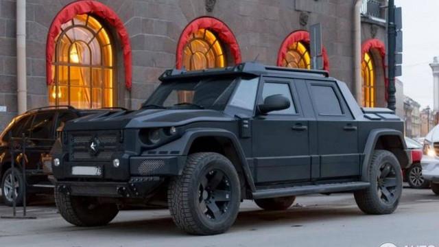 13 dòng SUV đắt đỏ nhất từng được chế tạo - Ảnh 12.