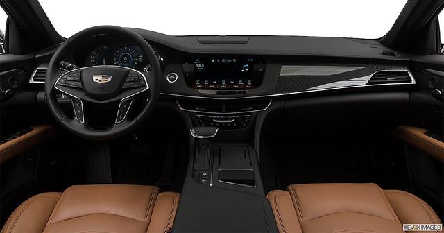 Cadillac CT6 Premium Luxury đổi màu phong cách dân chơi Dubai tại Hà Nội - Ảnh 13.