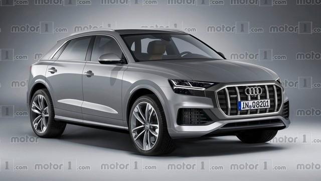Biết gì về Audi Q8 ra mắt trong tháng sau? - Ảnh 2.