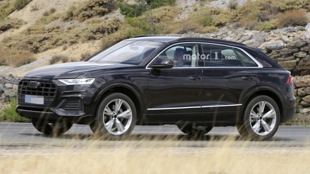 Biết gì về Audi Q8 ra mắt trong tháng sau? - Ảnh 1.
