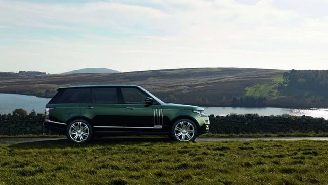 13 dòng SUV đắt đỏ nhất từng được chế tạo - Ảnh 5.