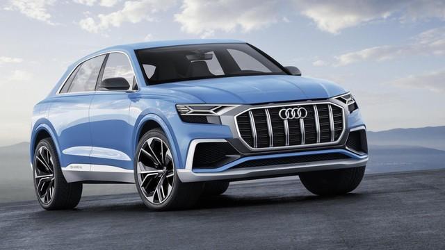 Biết gì về Audi Q8 ra mắt trong tháng sau? - Ảnh 4.