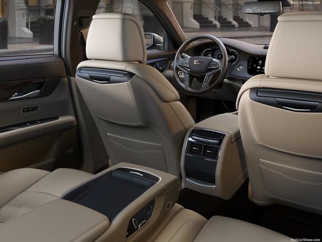 Cadillac CT6 Premium Luxury đổi màu phong cách dân chơi Dubai tại Hà Nội - Ảnh 14.