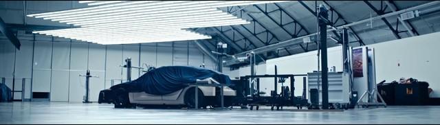 Tesla hé lộ mẫu xe bí ẩn, có thể là Model Y - Ảnh 1.