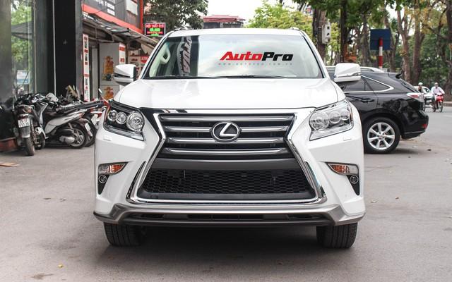 Lexus GX460 Sport 2018 nhập Mỹ giá gần 6 tỷ đồng về Việt Nam - Ảnh 2.