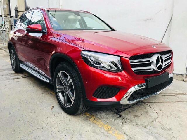 Chi tiết Mercedes-Benz GLC 200 đã về đại lý, giá thấp hơn 200 triệu đồng so với GLC 250 - Ảnh 4.