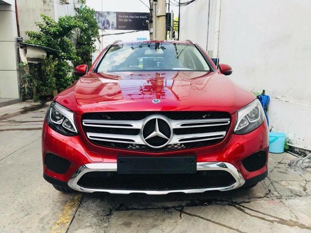 Chi tiết Mercedes-Benz GLC 200 đã về đại lý, giá thấp hơn 200 triệu đồng so với GLC 250 - Ảnh 3.