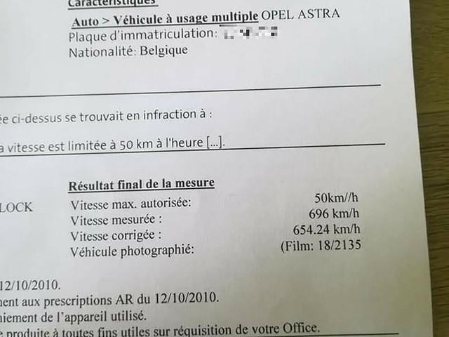 Cảnh sát khẳng định mẫu xe anh em của Chevrolet Cruze chạy với tốc độ gần 700 km/h, nhanh hơn cả Bugatti và cái kết đắng - Ảnh 1.