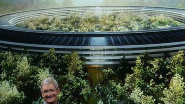 Khám phá bãi đỗ xe tại trụ sở mới trị giá 5 tỷ USD của Apple: Không khác gì một khu phố