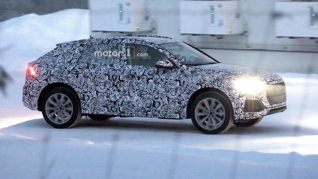 Audi bất ngờ hé lộ Q8 2018 đầy góc cạnh - Ảnh 2.