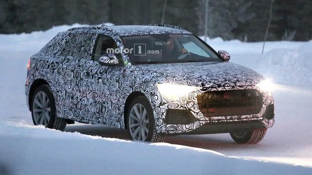 Audi bất ngờ hé lộ Q8 2018 đầy góc cạnh - Ảnh 3.
