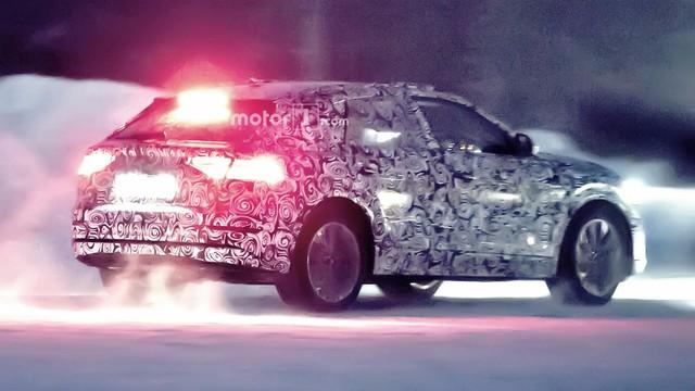 Audi bất ngờ hé lộ Q8 2018 đầy góc cạnh - Ảnh 5.