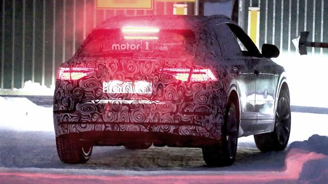 Audi bất ngờ hé lộ Q8 2018 đầy góc cạnh - Ảnh 6.